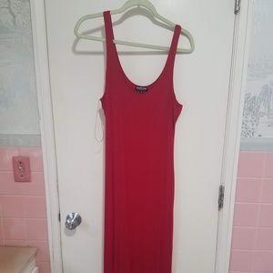 Fashion Nova Tank Dress Size 1X